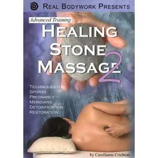 Hot stone utbildning - Healing Stone Massage 2