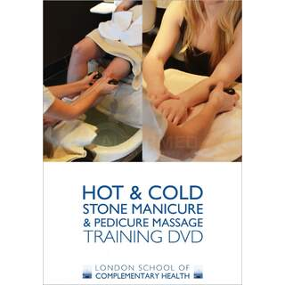 Hot & Cold manicure og pedicure DVD