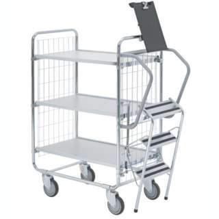 Trolley 100, 3-plan til 200 kg